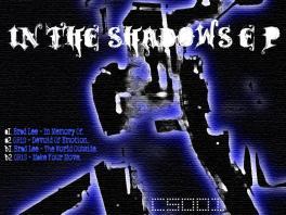 CS001 - Brad Lee - Oris - In The Shadows EP