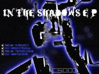 CS001 - Brad Lee - Oris - In The Shadows EP