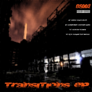 CS002 - Transitions EP