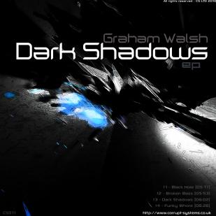 CS011 - Dark Shadows EP
