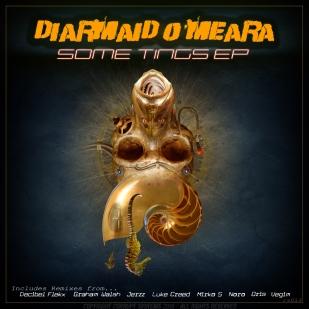 Diarmaid O Meara - Some Tings EP CS013