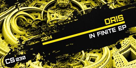 Oris In Finite EP CS030 Corrupt Systems 2014 Techno