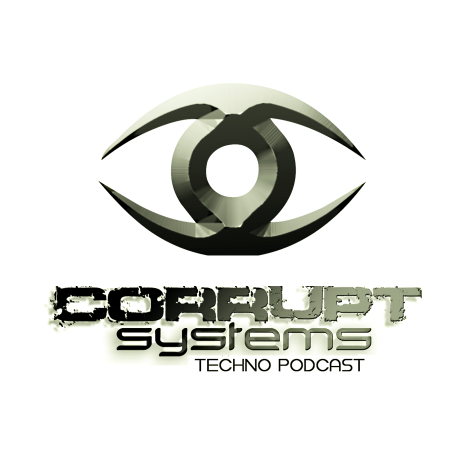 Corrupt-Systems-Techno-Podcast-Logo